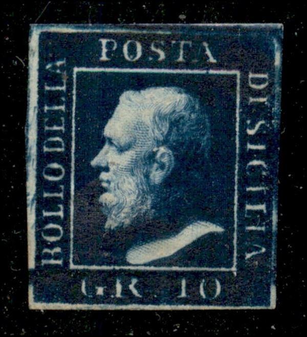 ITALIA / Antichi Stati Italiani / Sicilia / Posta ordinaria