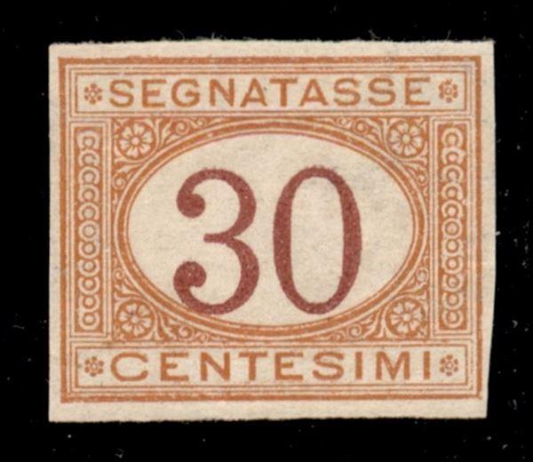 ITALIA / Regno / Segnatasse