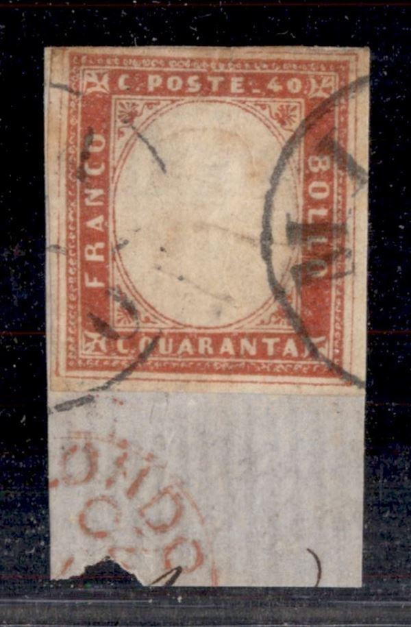 ITALIA / Antichi Stati Italiani / Lombardo Veneto / Posta ordinaria