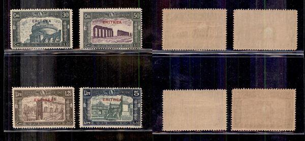 ITALIA / Colonie / Eritrea / Posta ordinaria