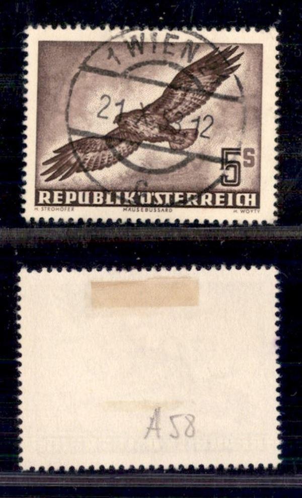 AUSTRIA / Posta aerea