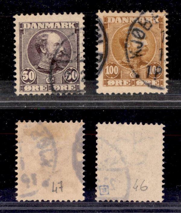 DANIMARCA / Posta ordinaria