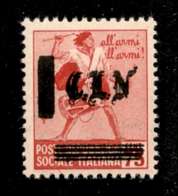 ITALIA / C.L.N. / Torino / Posta ordinaria