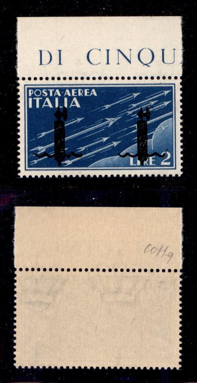 ITALIA / RSI / G.N.R. Verona / Saggi Posta Aerea