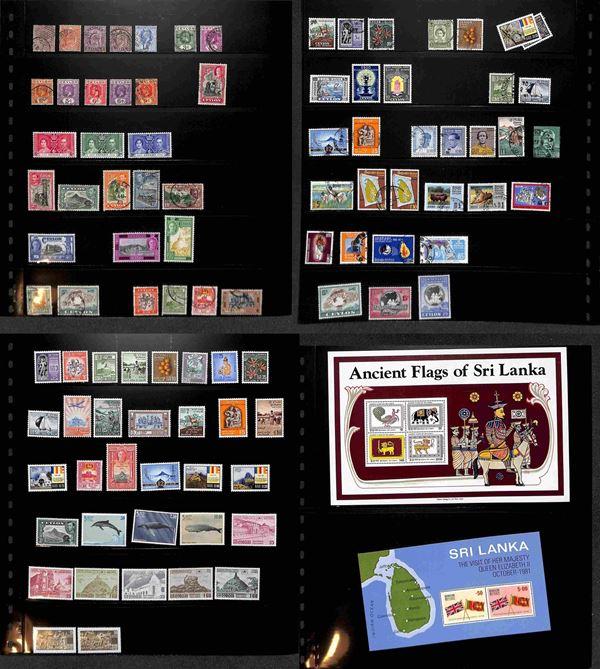 SRI LANKA / Posta ordinaria