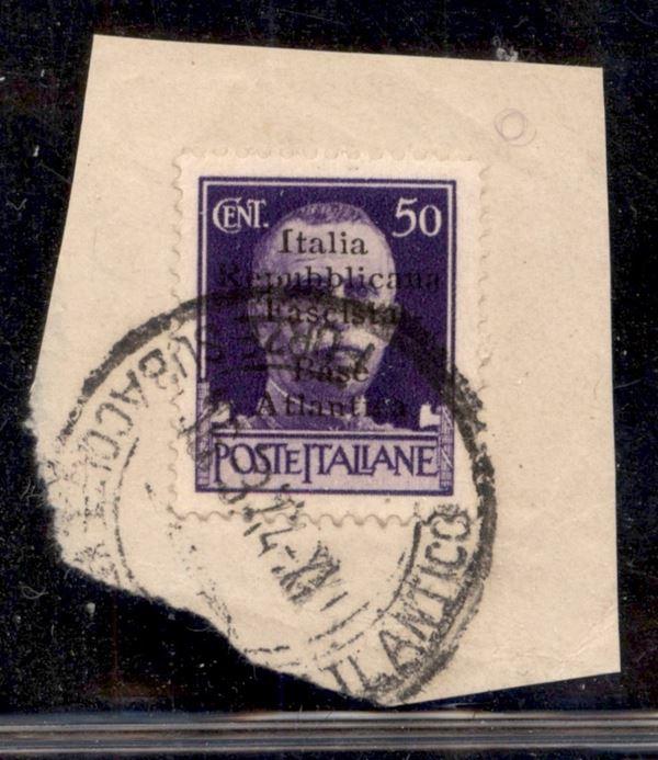 ITALIA / Emissioni Locali / Base Atlantica / Posta ordinaria