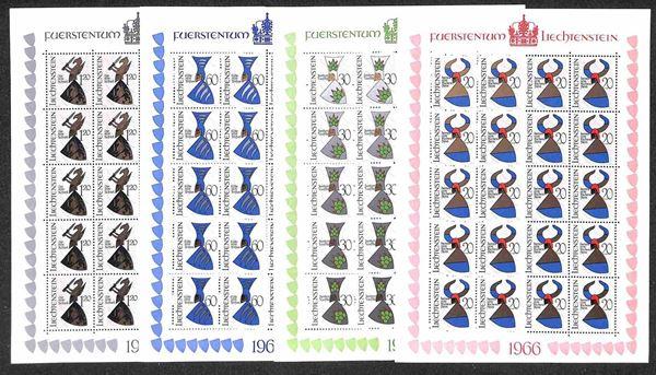 LIECHTENSTEIN / Posta ordinaria