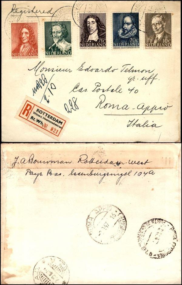 OLANDA / Posta ordinaria