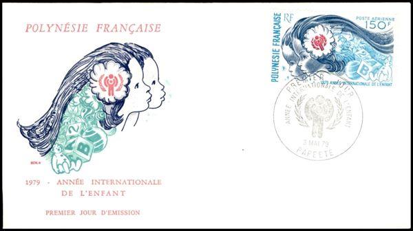 POLINESIA FRANCESE / Posta ordinaria