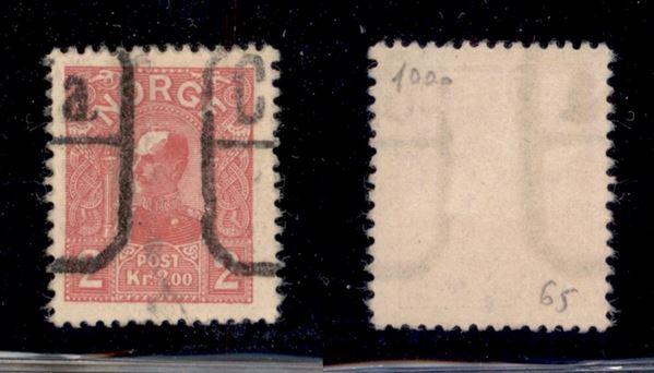 NORVEGIA / Posta ordinaria