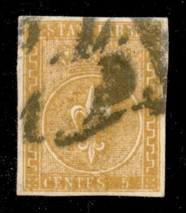 ITALIA / Antichi Stati Italiani / Parma / Posta ordinaria