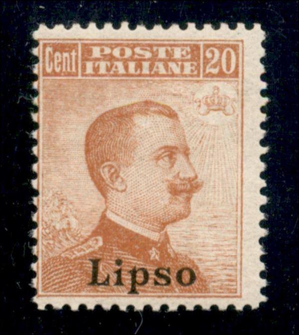 ITALIA / Colonie / Egeo / Lipso / Posta ordinaria
