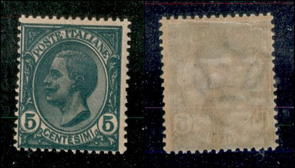 ITALIA / Regno / Posta ordinaria  (1906)  - Asta Asta Veloce - I - Auction Galler [..]