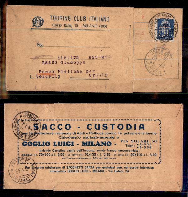 ITALIA / Regno / Perfin