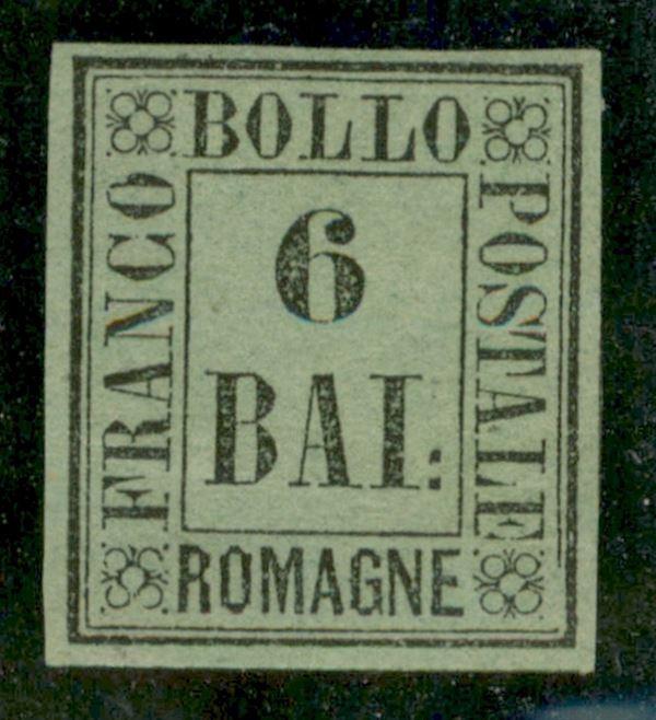 ITALIA / Antichi Stati Italiani / Romagne