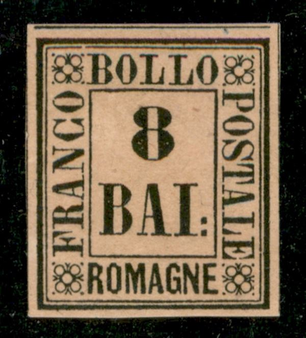 ITALIA / Antichi Stati Italiani / Romagne  - Asta Asta Pubblica-Live Vendita Generale - Auction Gallery