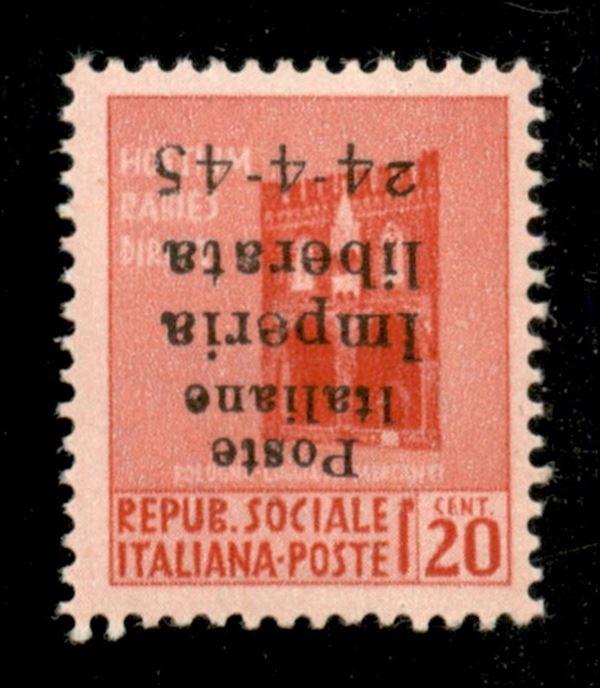 ITALIA / C.L.N. / Imperia
