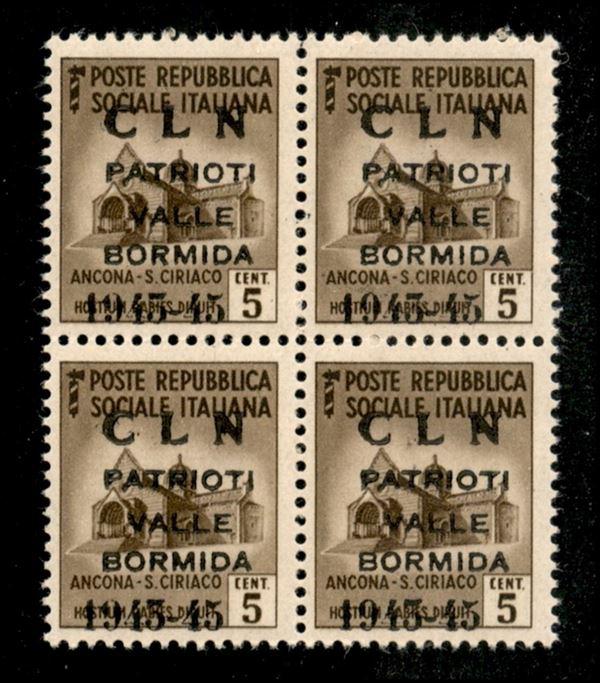 ITALIA / C.L.N. / Valle Bormida