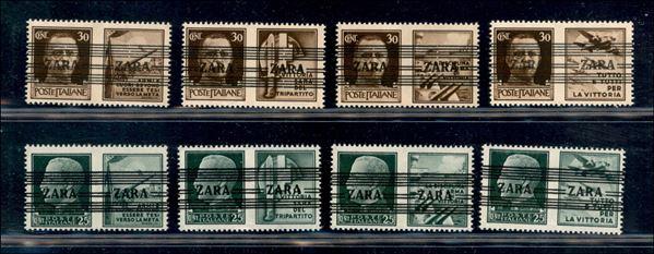 ITALIA / Occupazioni II guerra mondiale / Occupazione Tedesca / Zara