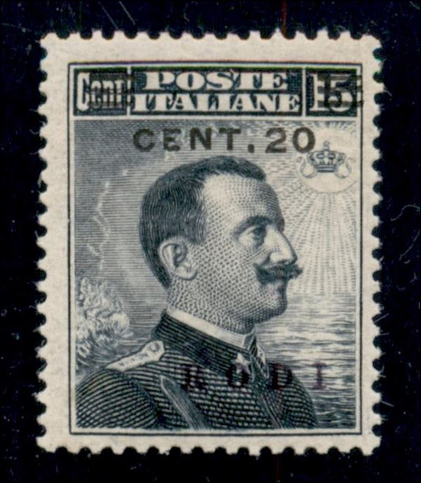 ITALIA / Colonie / Egeo / Rodi