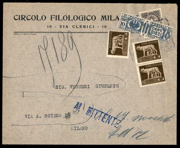 ITALIA / RSI / Recapito autorizzato