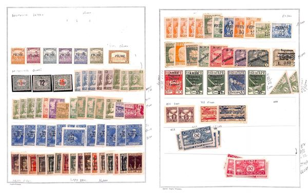 ITALIA / Occupazioni I guerra mondiale / Fiume  - Asta Asta Veloce - Auction Gallery