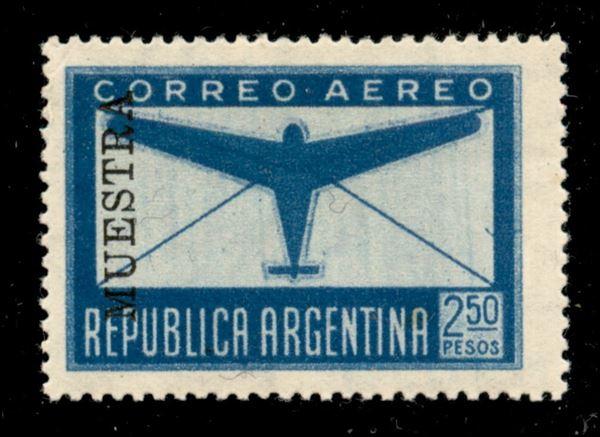 ARGENTINA / Posta aerea