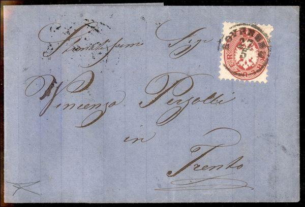 ITALIA / Antichi Stati Italiani / Lombardo Veneto / Territori Italiani d'Austria / Posta ordinaria