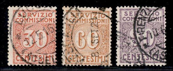 ITALIA / Regno / Servizio commissioni