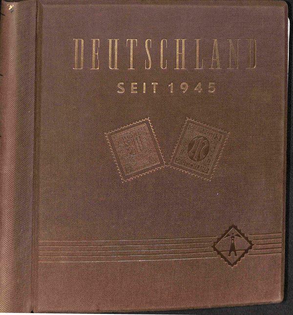 GERMANIA / BRD / Posta ordinaria
