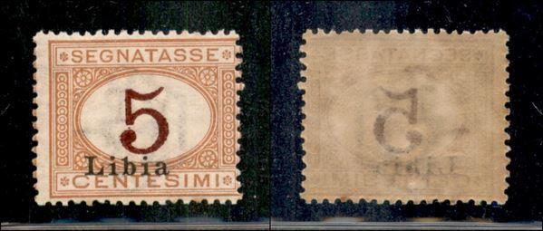 ITALIA / Colonie / Libia / Segnatasse