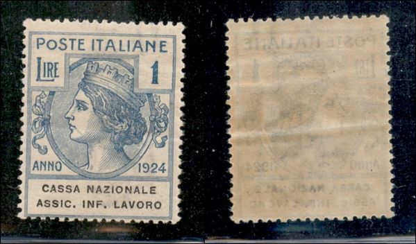 ITALIA / Regno / Enti parastatali