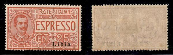 ITALIA / Colonie / Libia / Espressi