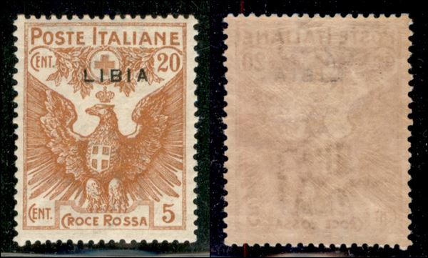 ITALIA / Colonie / Libia / Posta ordinaria