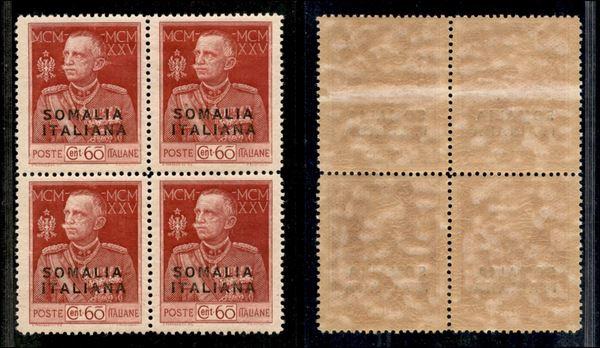 ITALIA / Colonie / Somalia / Posta ordinaria