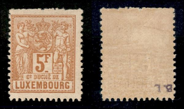 LUSSEMBURGO / Posta ordinaria
