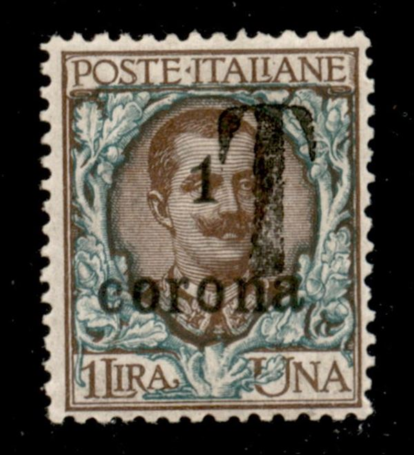 ITALIA / Occupazioni I guerra mondiale / Trentino-Alto Adige / Bolzano 1 / Segnatasse