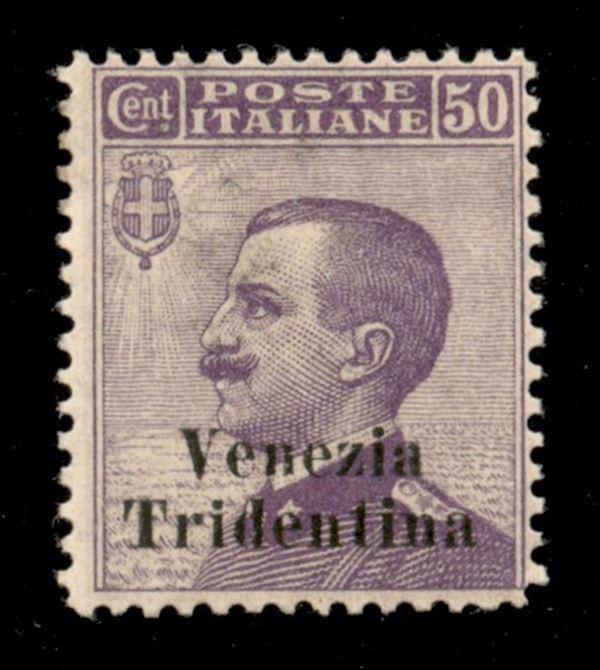 ITALIA / Occupazioni I guerra mondiale / Trentino-Alto Adige / Posta ordinaria