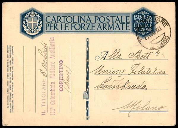 ITALIA / Regno / Posta militare