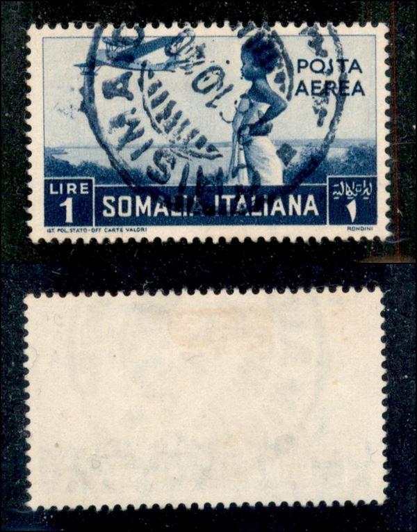 ITALIA / Colonie / Somalia / Posta aerea