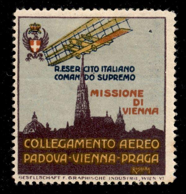 ITALIA / Posta aerea