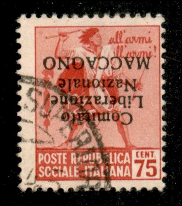 ITALIA / C.L.N. / Maccagno / Posta ordinaria