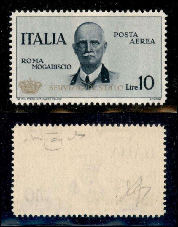 ITALIA / Regno / Servizio Aereo