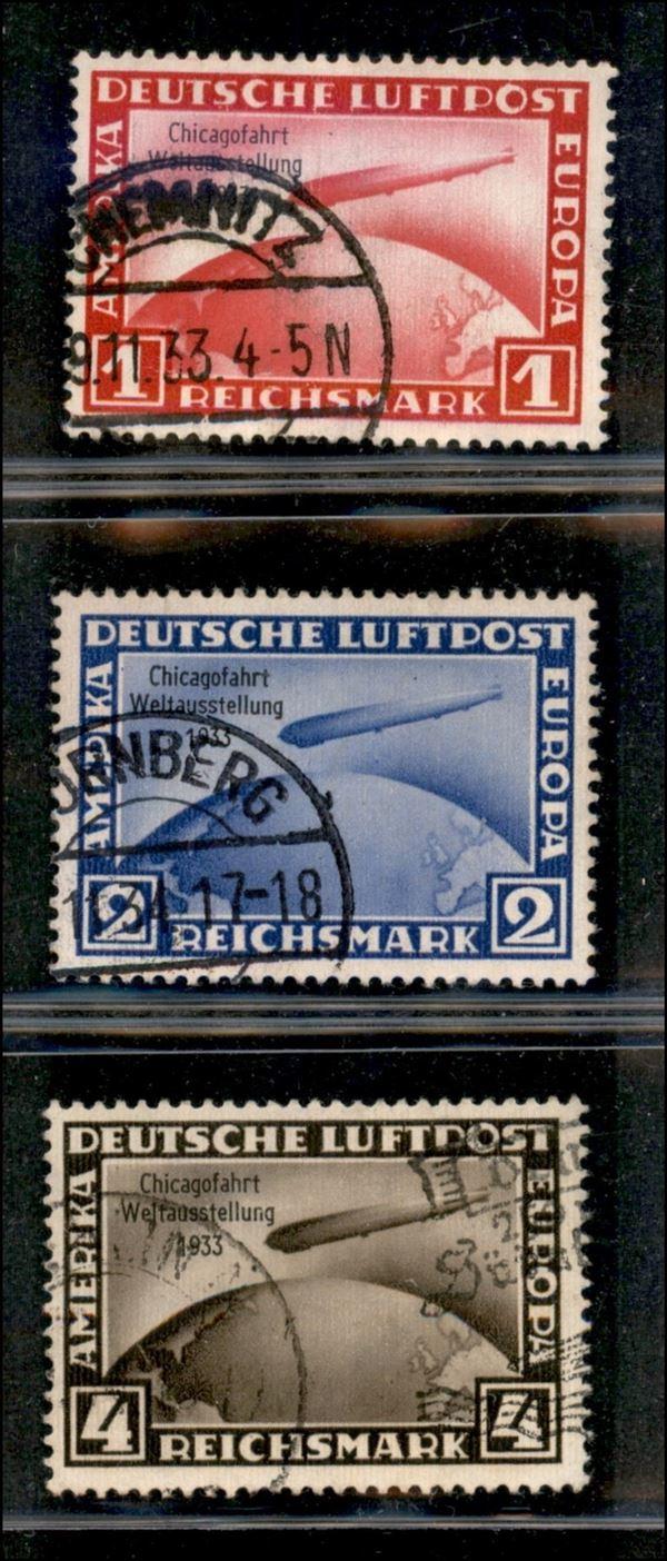 GERMANIA / Posta aerea