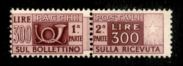 ITALIA / Repubblica / Pacchi postali