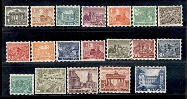 GERMANIA / Berlino / Posta ordinaria