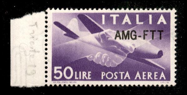 ITALIA / Trieste  / Trieste AMG FTT / Posta aerea