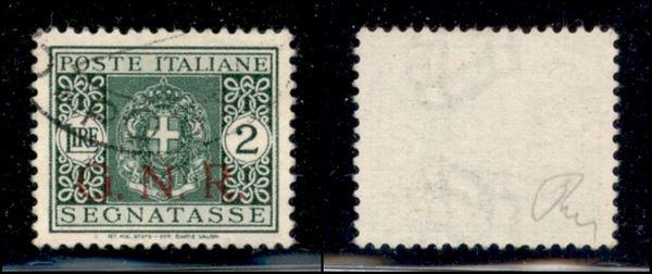 ITALIA / RSI / G.N.R. Brescia / Segnatasse