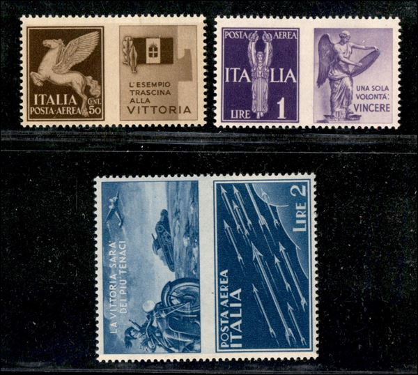 ITALIA / Regno / Propaganda di Guerra