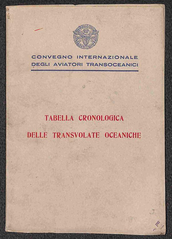 ITALIA / Regno / Posta aerea